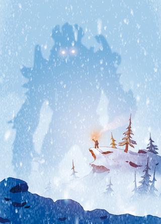 Le géant des montagnes