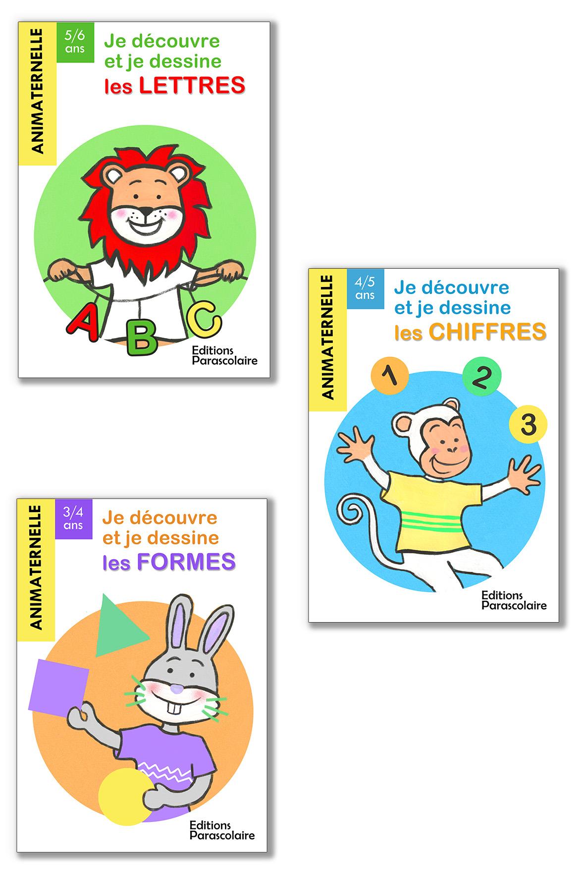 Activités pédagogiques - cahiers parascolaires