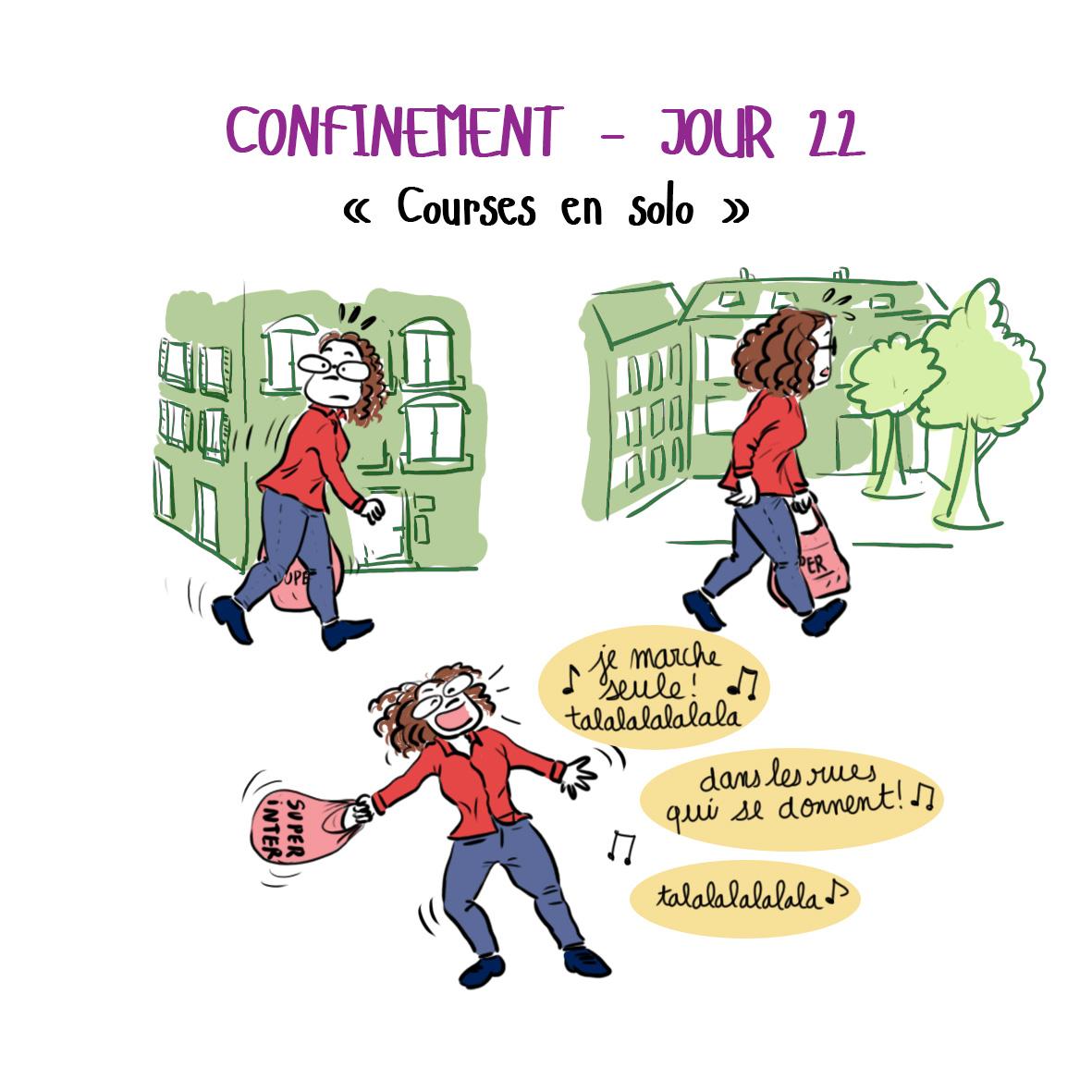 Journal de confinement - jour 22
