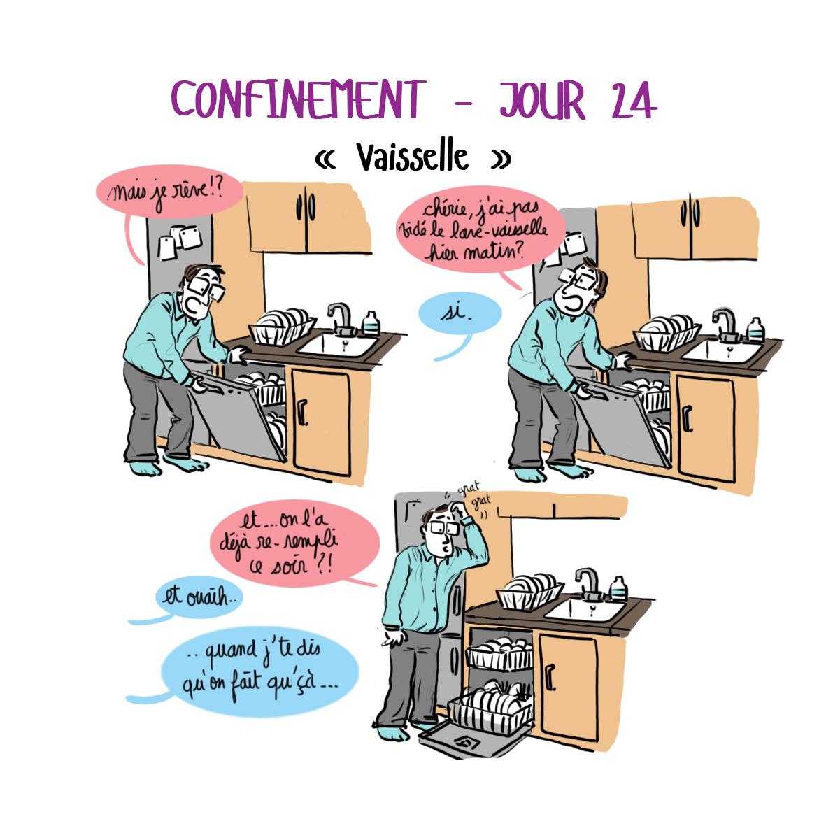 Journal de confinement - jour 24