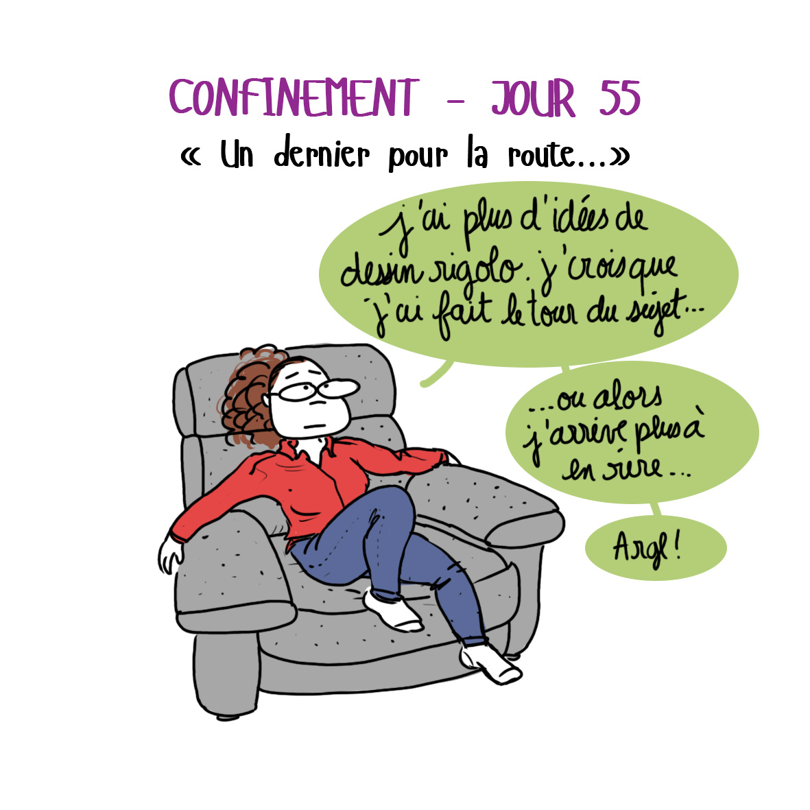 Journal de confinement - jour 55-2