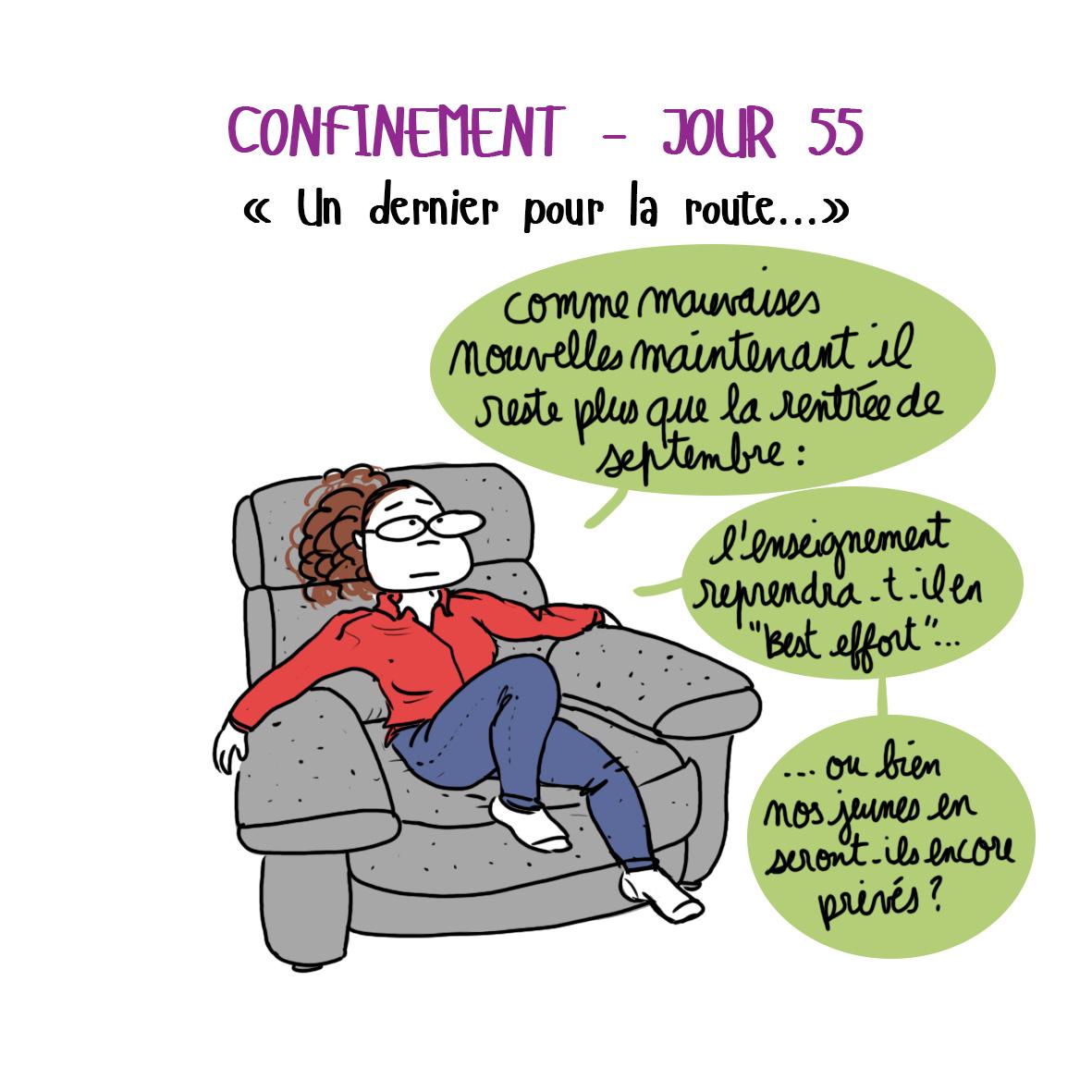 Journal de confinement - jour 55- 3