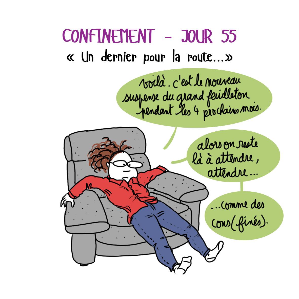Journal de confinement - jour 55- 4