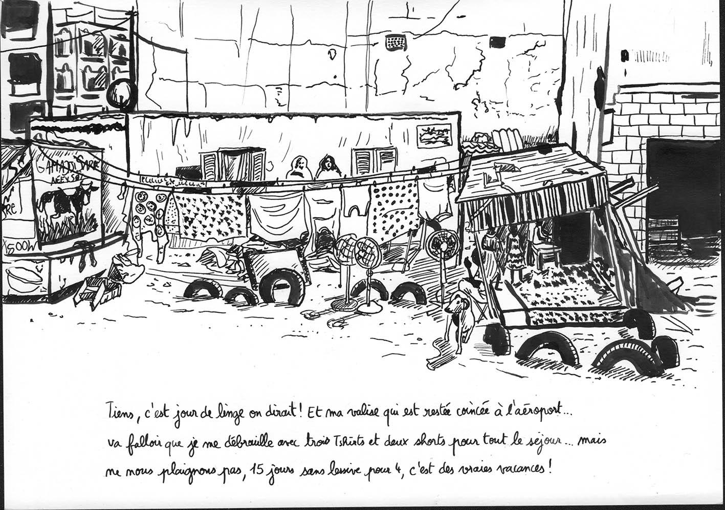 Voyage imaginaire à Dakar 2