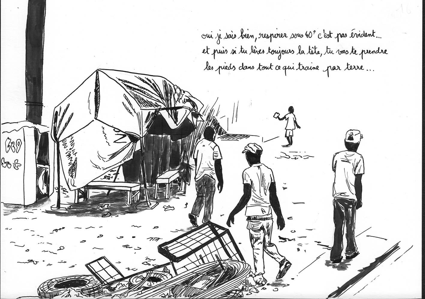 Voyage imaginaire à Dakar 3
