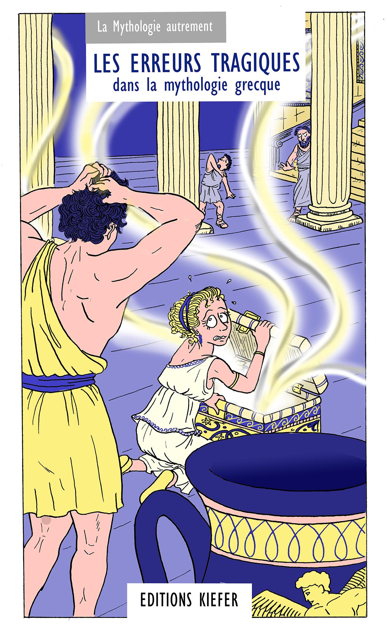 """Mythologie - """"Pandore"""""""