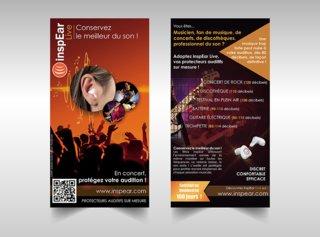 Flyer à distribuer en concert