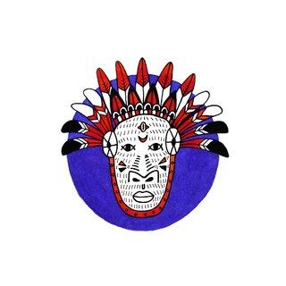 Mask - Inktober