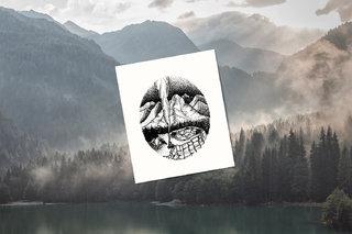Bivouak - Dotwork