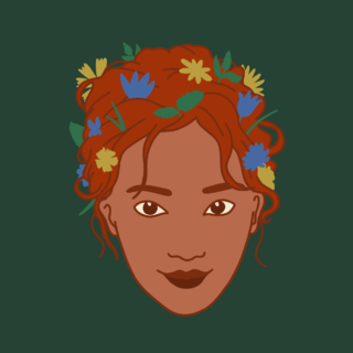 Be sure to wear some flowers in your hair