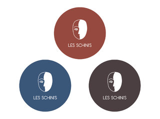 Les Schini's - Branding design