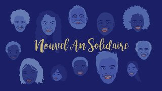 Nouvel An Solidaire 2019 - Illustration