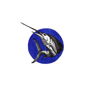 Sword fish - Inktober