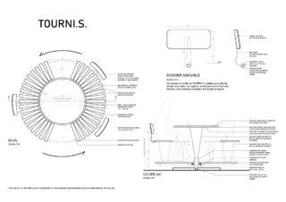 TOURNI.S. mobilier ludique et convivial / TOURNI.S. Fun and friendly furniture 2/2