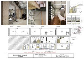 Extension musée du parfum Fragonard / Perfume museum extension Fragonard (2018) 4/5