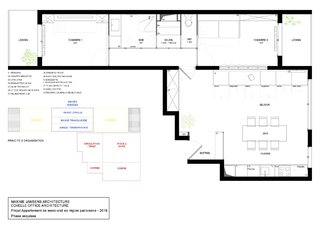 Appartement de week-end / Week-end apartment 1/2