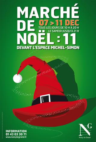 Noël magique et mystérieux Noisy-le-Grand 2011