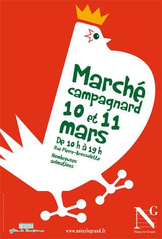 Marché campagnard Noisy-le-Grand 2012