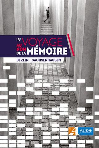 Exposition Voyage au nom de la Mémoire 2016