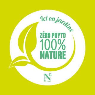 Stickers logotypé Zéro Phyto 2017