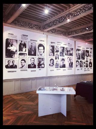 Exposition Voyage au nom de la Mémoire 2018
