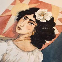 Amélie Clavier Illustration