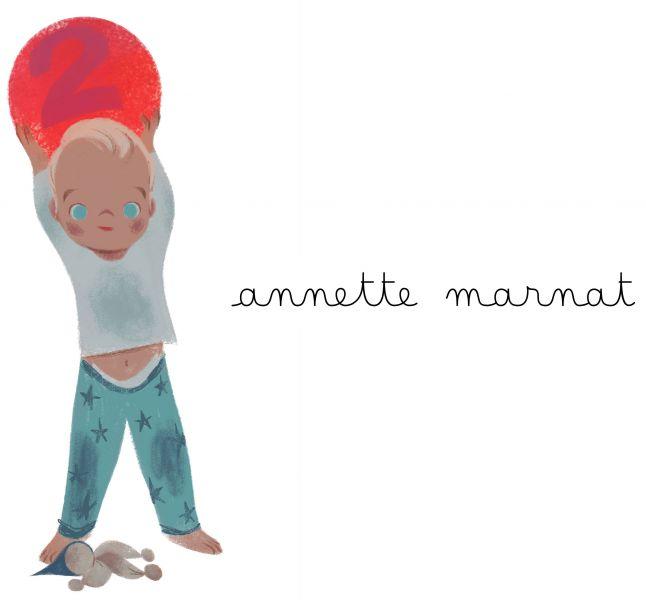 Annette Marnat :  : Dustfolio