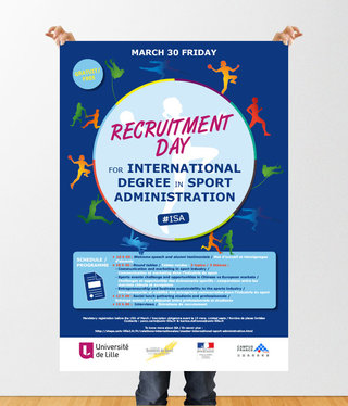 Affiche Recruitement day