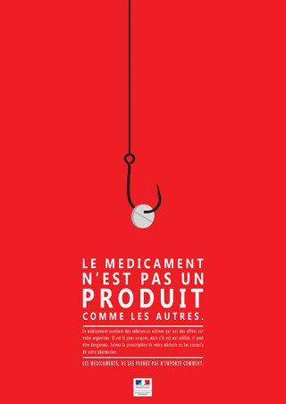 Campagne sur le  Médicament