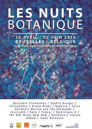 Festival Les Nuits Botanique