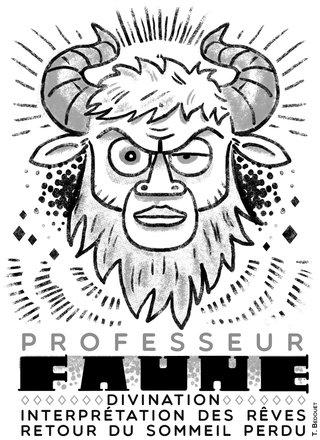 Professeur Faune