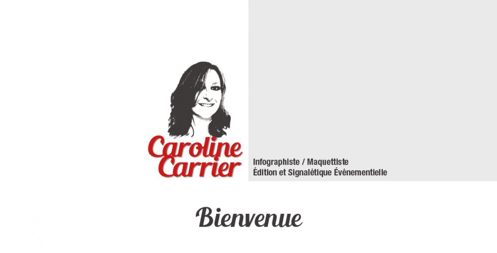 Caroline Carrier : Dustfolio