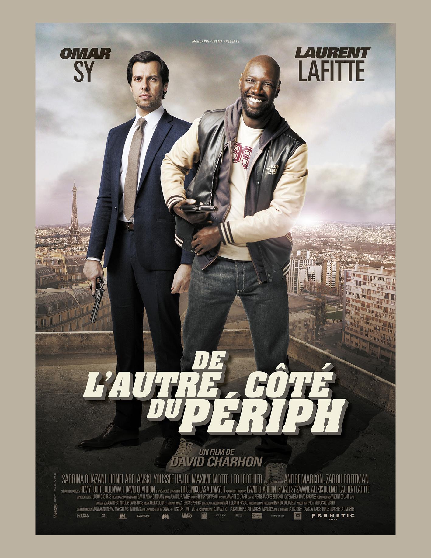 Film De l'autre côté du périph / Décors / 2nd Assistante Décoratrice
