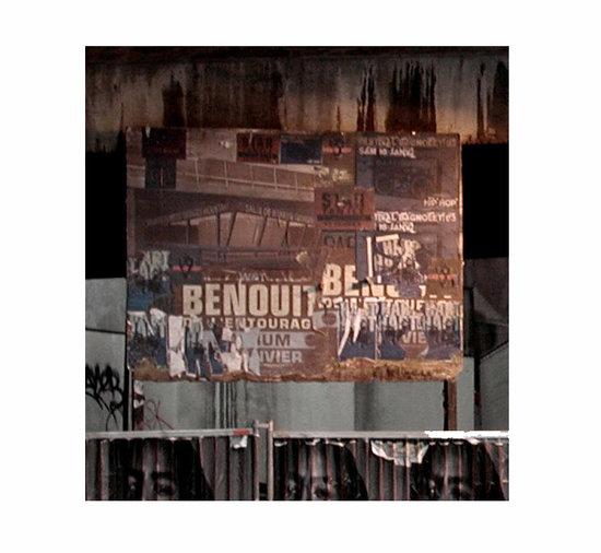 Film De l'autre côté du périph / Décors / Affiches
