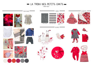 EXTRAITS Collection HIVER 2017