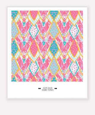 Desin textile