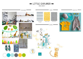 EXTRAITS Collection ETE 2017