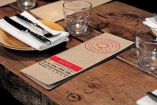 """carte restaurant """"le coquelicot"""""""