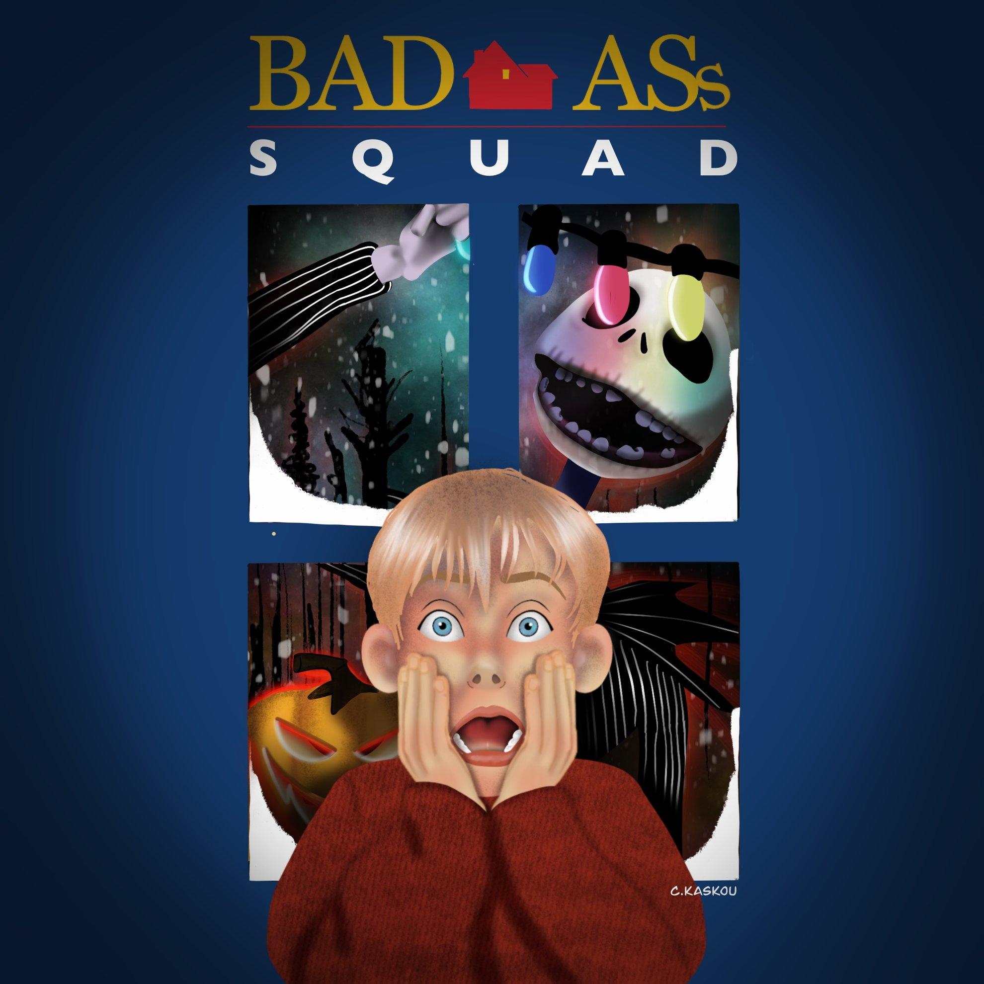 BAD SQUAD JACK/KEVIN