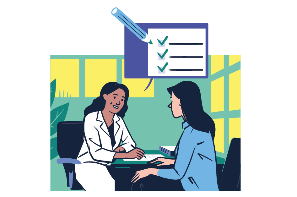 Vivio :: Carnet de suivi oncologique