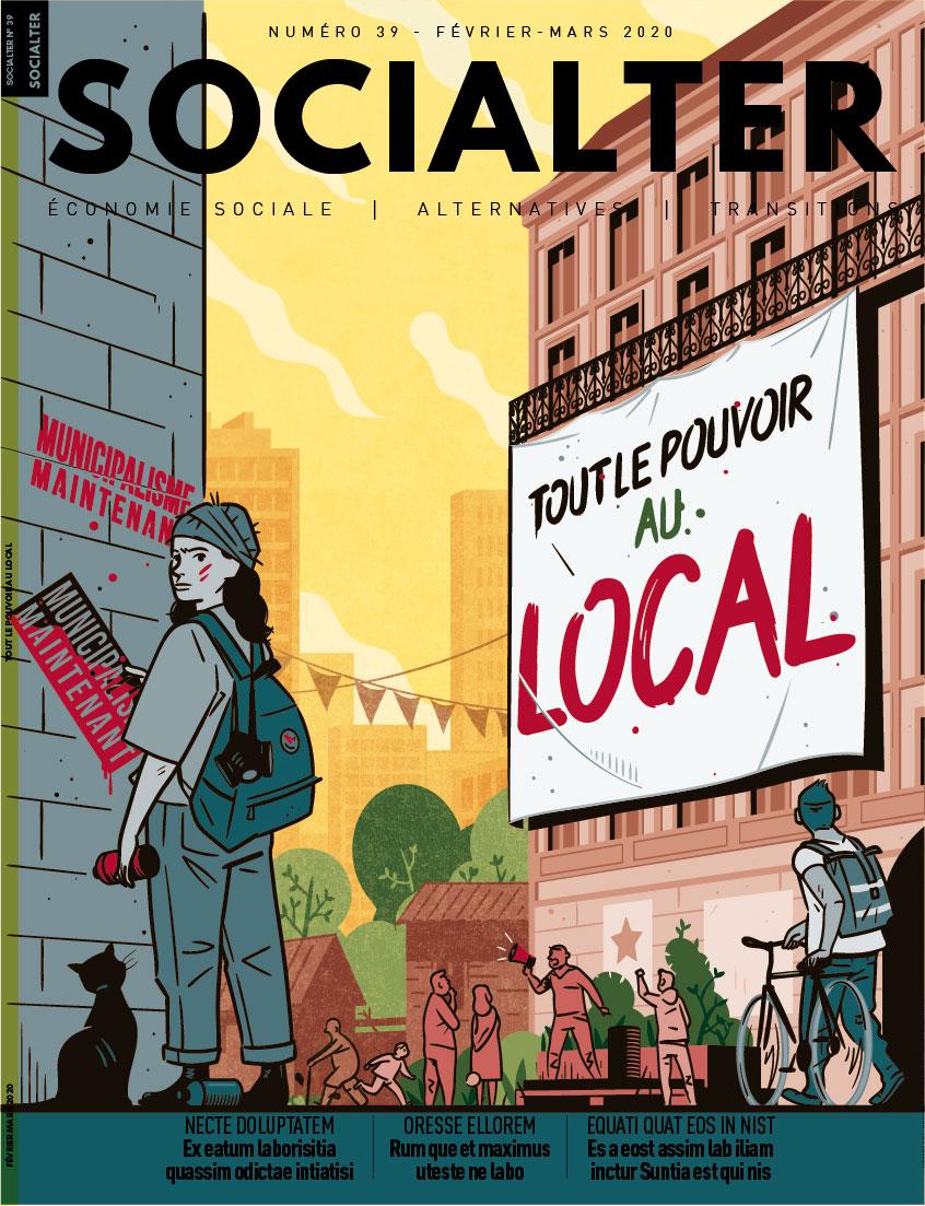 Socialter :: Tout le pouvoir au local