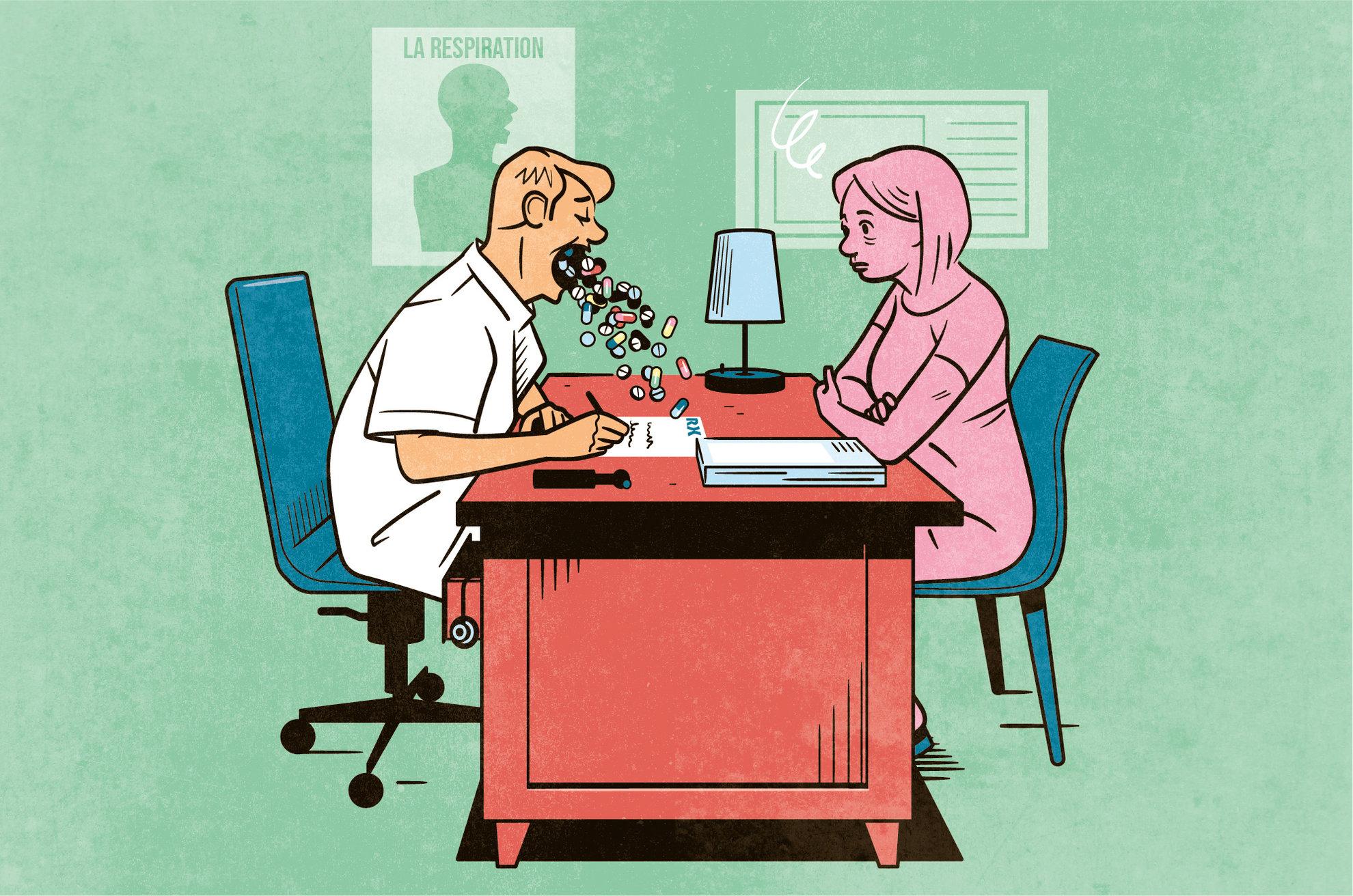 Médor :: Les pharmas vont ruiner l'assurance maladie