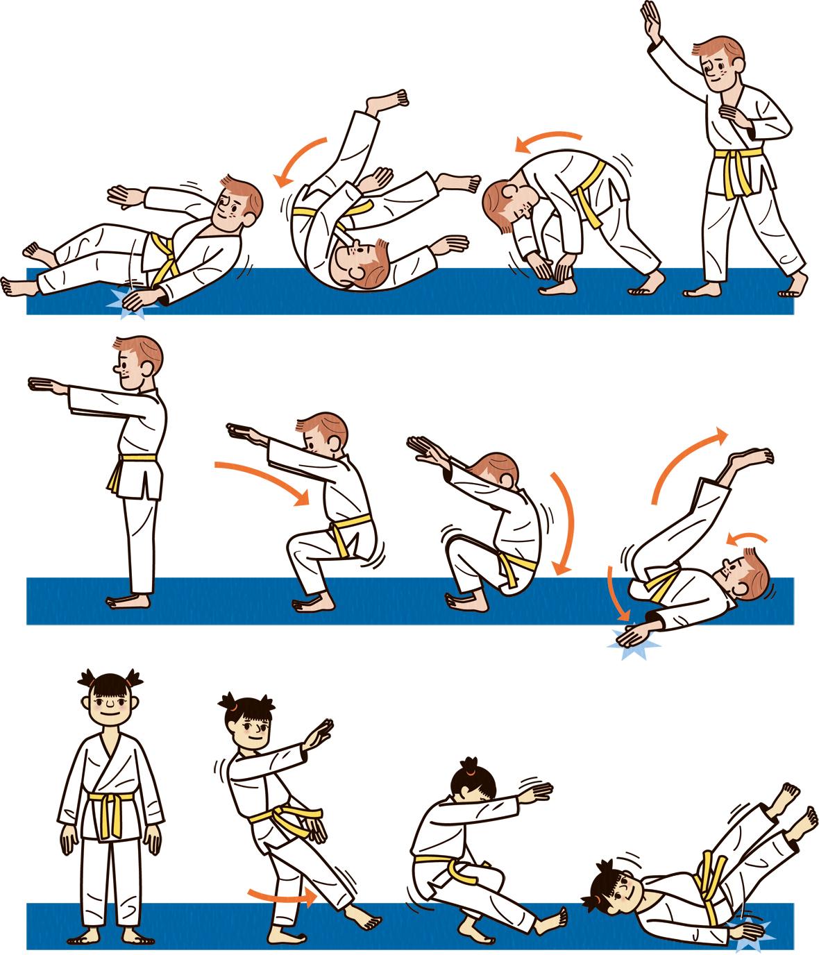Fleurus éditions :: Le judo
