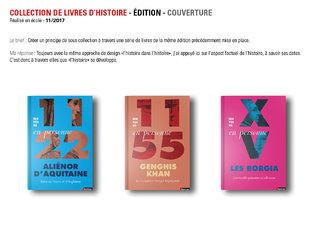 Collection de livres d'histoires