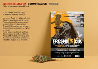 Fresnes'zik