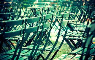 Chairs in Manhattan