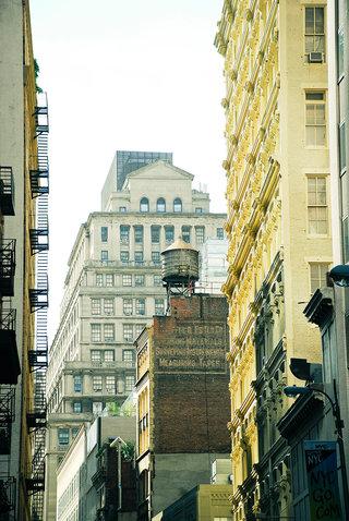 Manhattan - Reserve d'eau