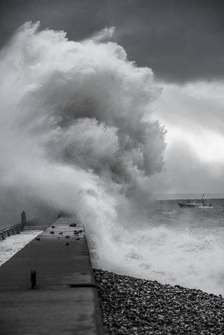 Wave in LH