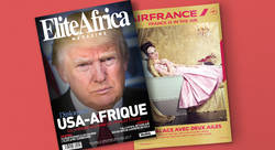 Magazine Elite Africa - B. Christian-Paul Dienda
