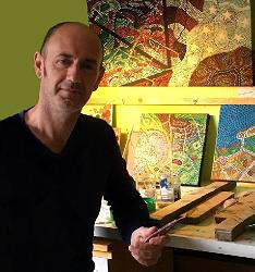 Christophe Thierry | Démarche artistique : Technique